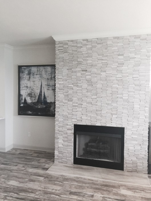 Stone Accent Walls